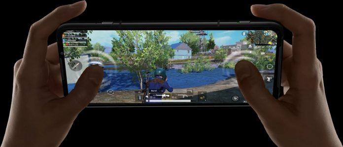 Gaming Black Shark 3, Photo Black Shark