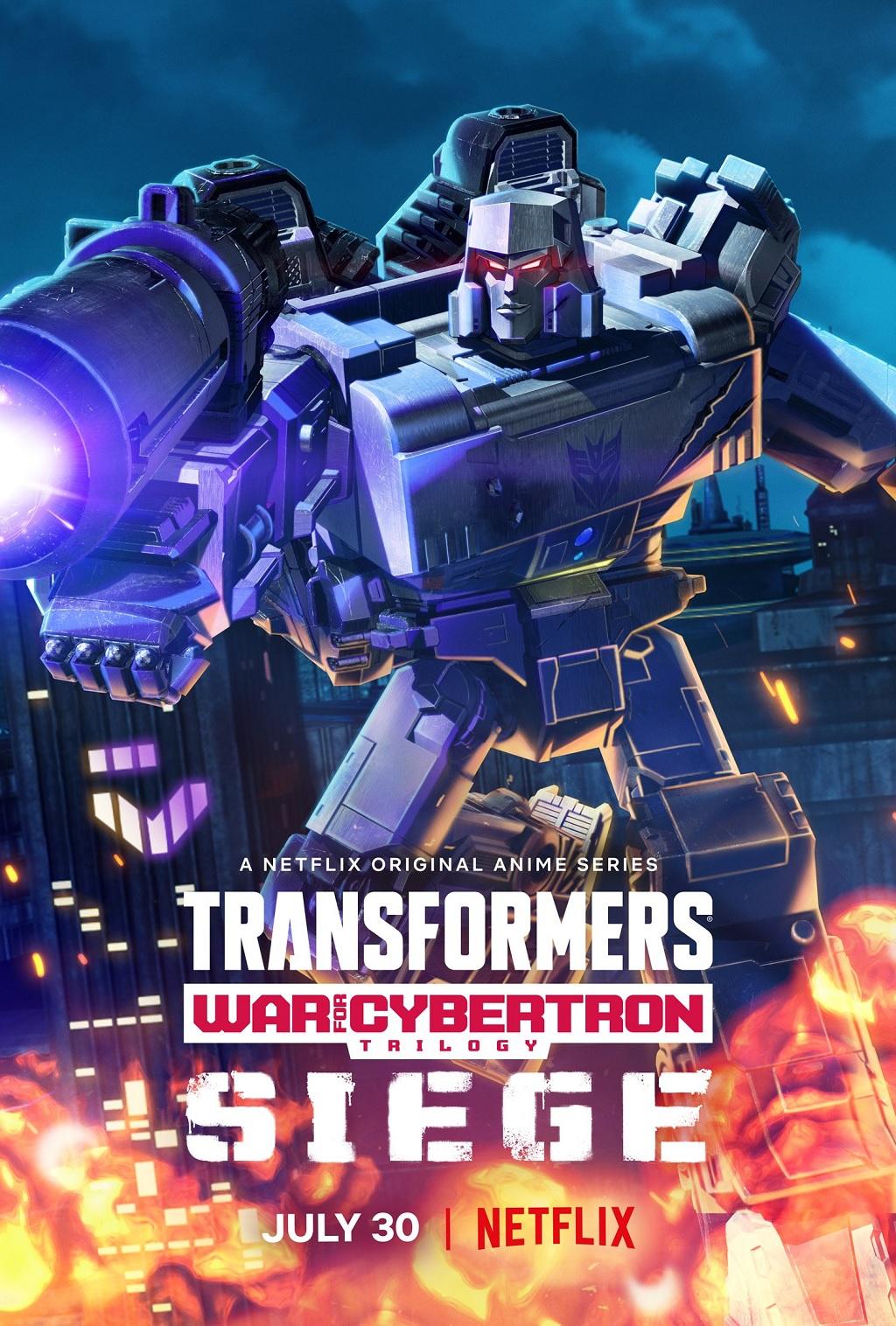 Transformers: War for Cybertron Trilogy: Siege Photo Netflix Indonesia