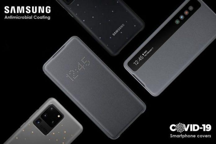Samsung Antimicrobial Coating (LetsGoDigital)