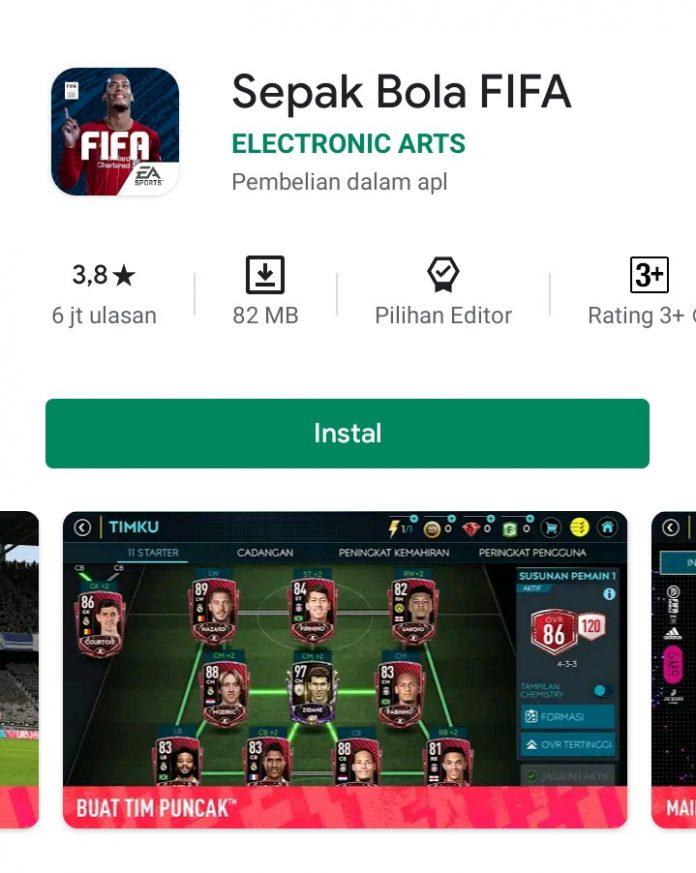 FIFA Soccer Gaming