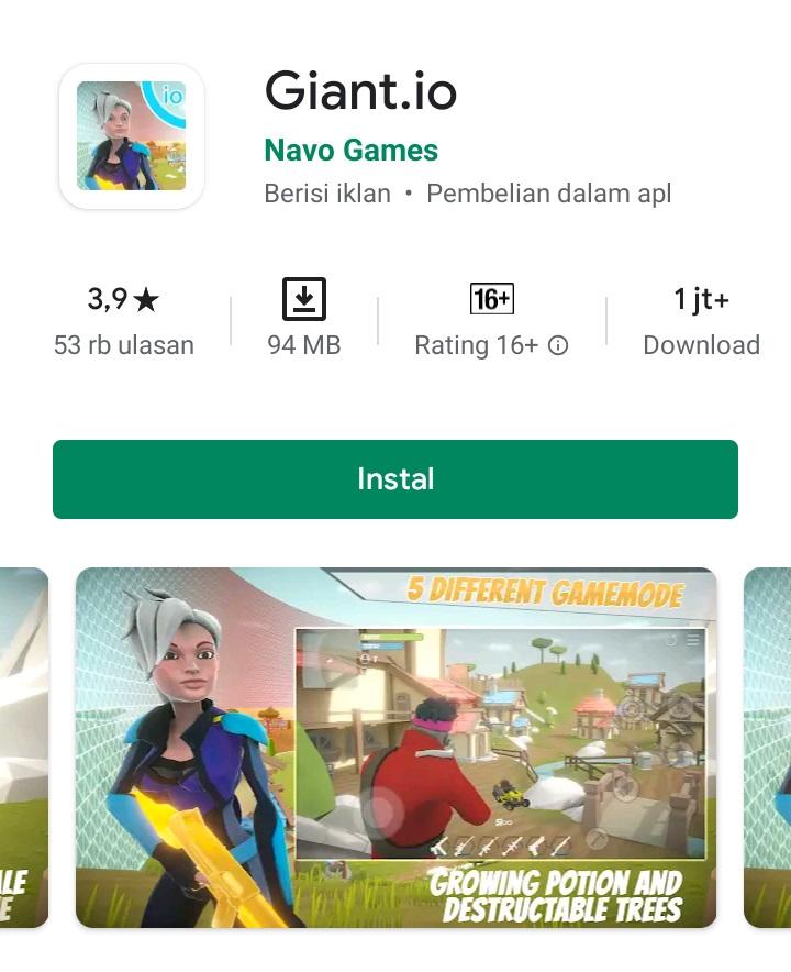 Giant io