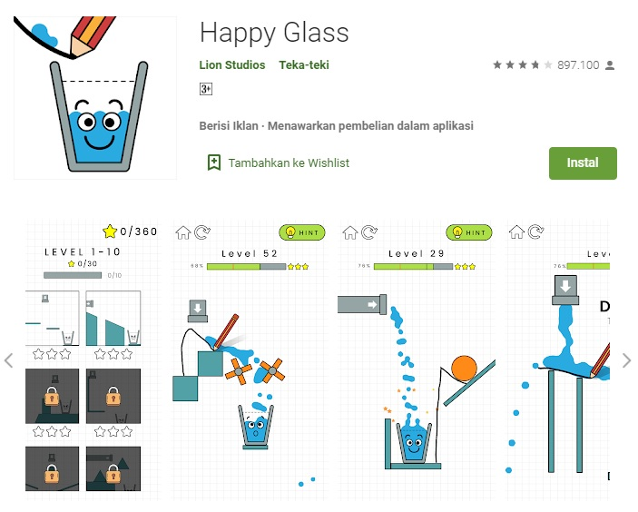 Happy Glass Gaming