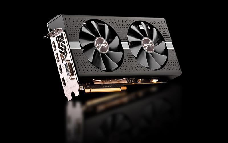Sapphire Nitro Radeon RX 580