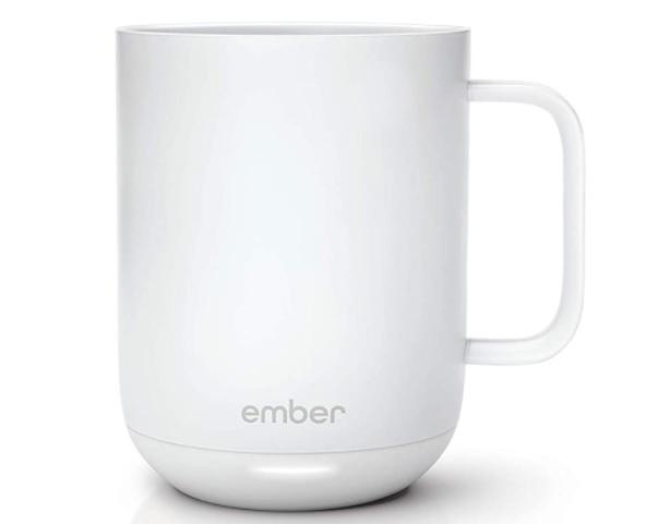 Ember Temperature Control Smart Mug White Coffee Mug
