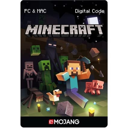 Minecraft Java Edition for PC/Mac [Online Game Code]