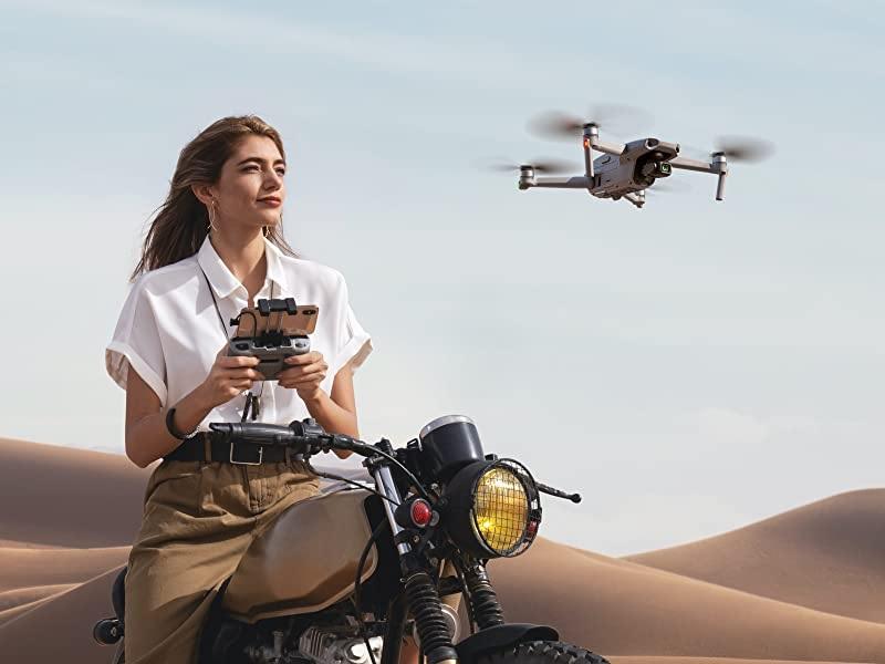 NEW DJI Mavic Air 2 Fly More Combo - Drone Quadcopter UAV ...