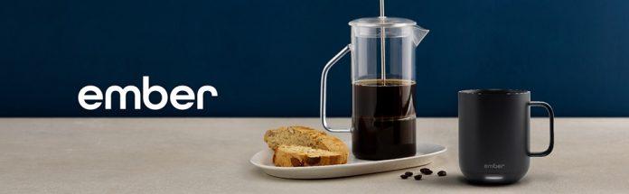 NEW Ember Temperature Control Smart Mug Coffee Mug Improved Design