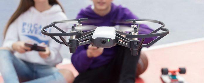 Ryze Tech Tello - Mini Drone Quadcopter UAV for Kids
