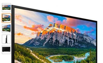 Samsung 32 1080p Smart LED TV Black
