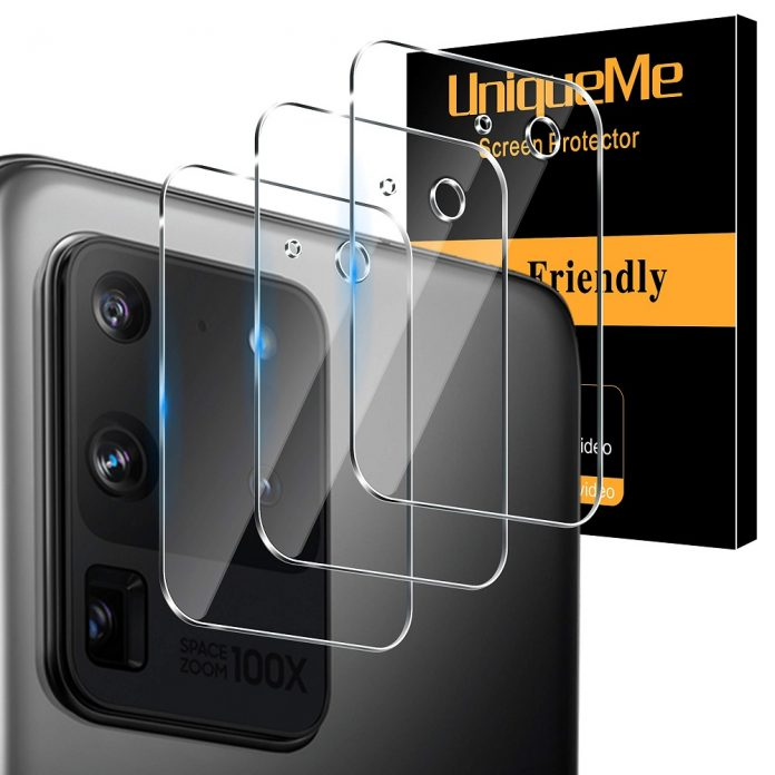 Samsung Galaxy S20 Ultra Screen Protector Tempered Glass
