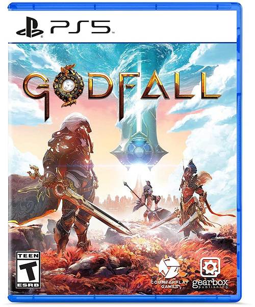 Godfall - (PS5) Playstation 5