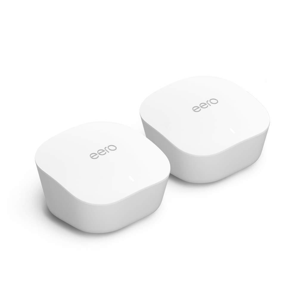 Amazon eero mesh WiFi - 2 pack