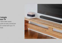 Upgrade your TV speakers with Sony S100F Soundbar