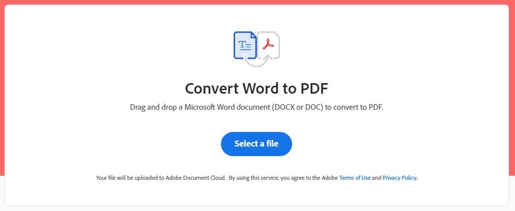 Cara Melakukan Convert File Word ke PDF Secara Online